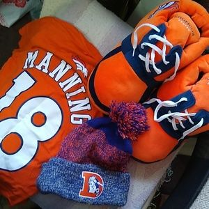 Bronco fan package